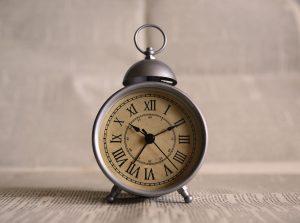 Beat the clock...